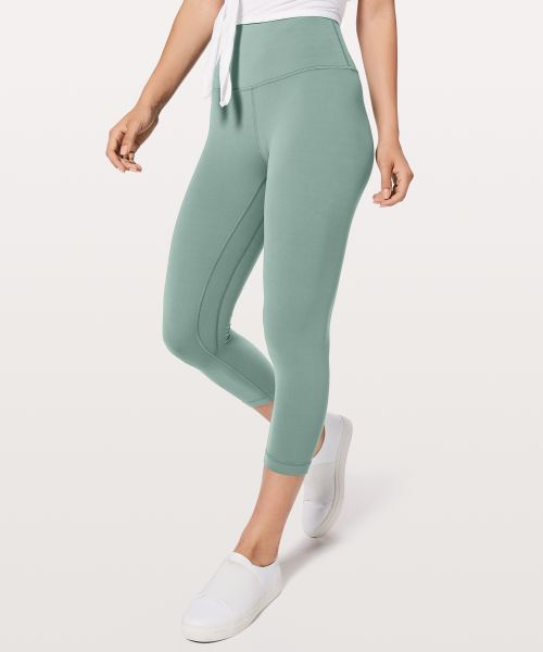 Align 女士运动中长裤 21