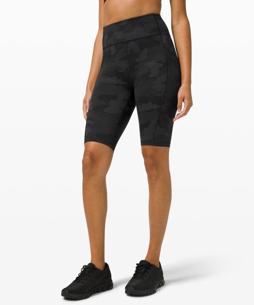 Invigorate 女士运动高腰短裤 10