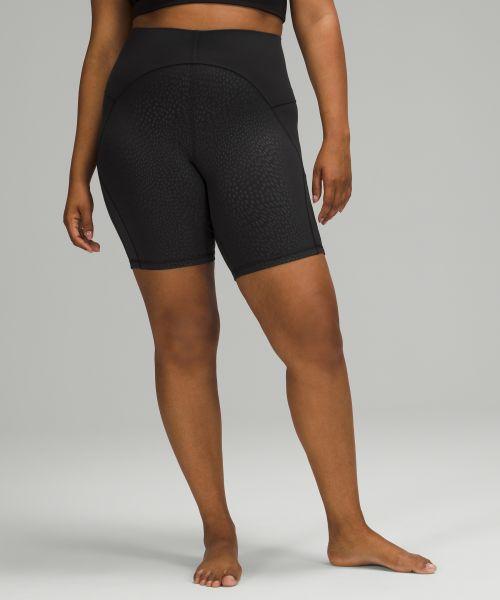 Unlimit 女士运动高腰紧身短裤 8