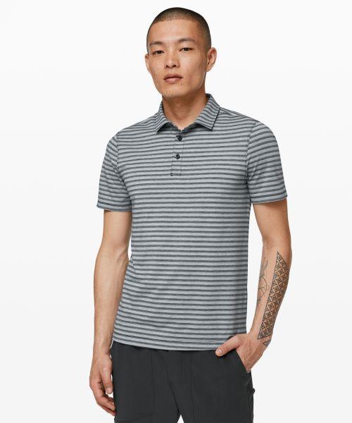 Evolution 男士运动 Polo 衫
