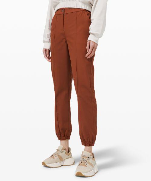 Warpstreme 女士 7/8 长度高腰运动裤