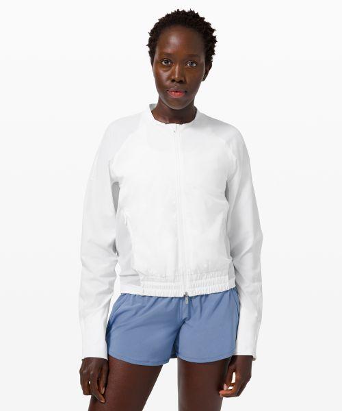 Lightweight Run 女士运动夹克