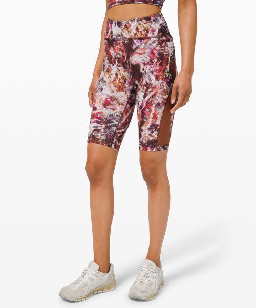 Everlux 女士运动高腰短裤 10