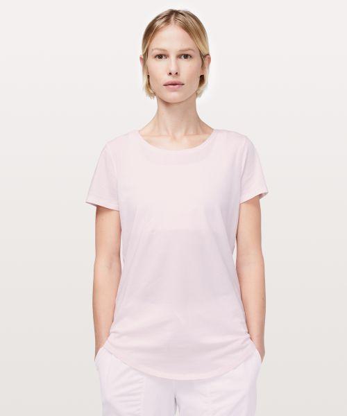 Love 女士圆领运动瑜伽T 恤