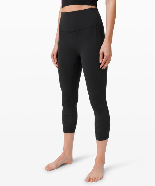 Nulu™ Fold 女士高腰瑜伽中长裤 23