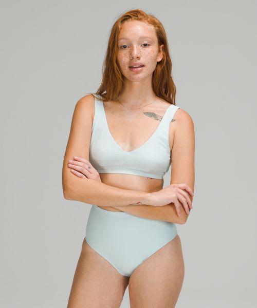 Waterside 女士游泳上衣 C/D *泡泡纱