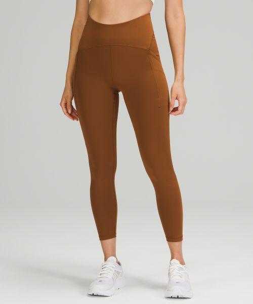 Power Thru 女士运动高腰紧身裤 24