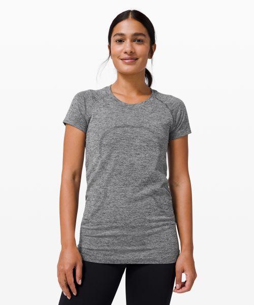 Swiftly Tech 女士运动短袖 T 恤 2.0 BJ