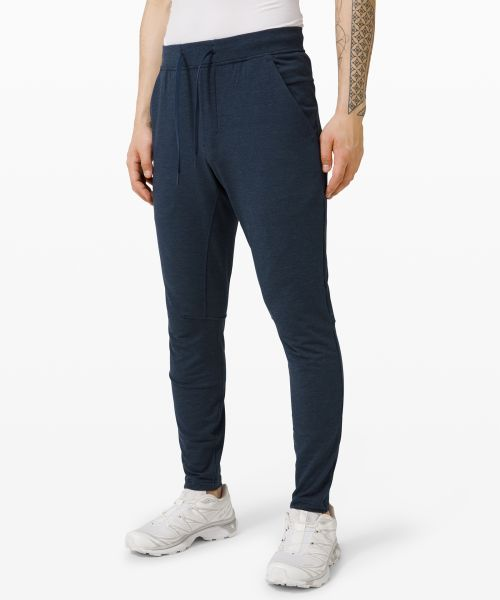 City Sweat 男士运动长裤 修身款
