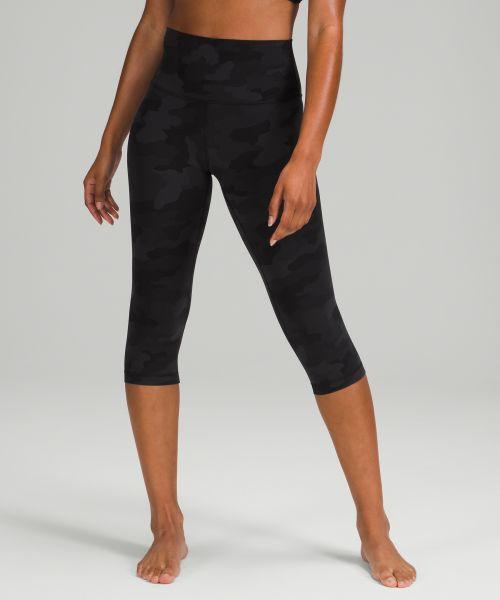 Align 女士运动高腰中长紧身裤 17