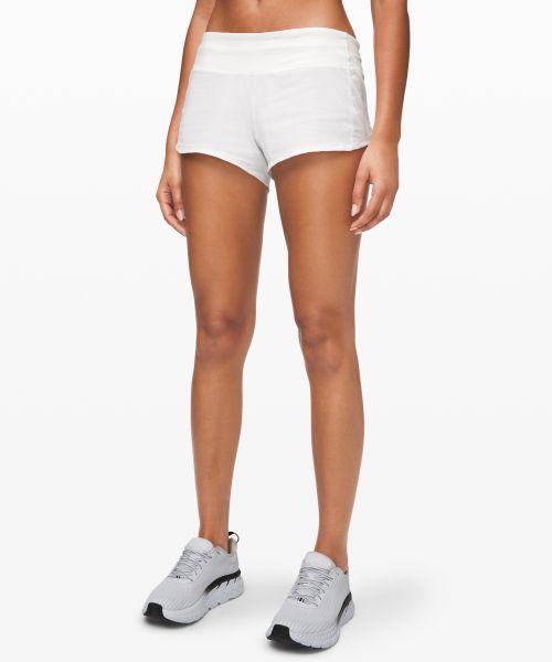 Speed Up 女士运动短裤 2.5