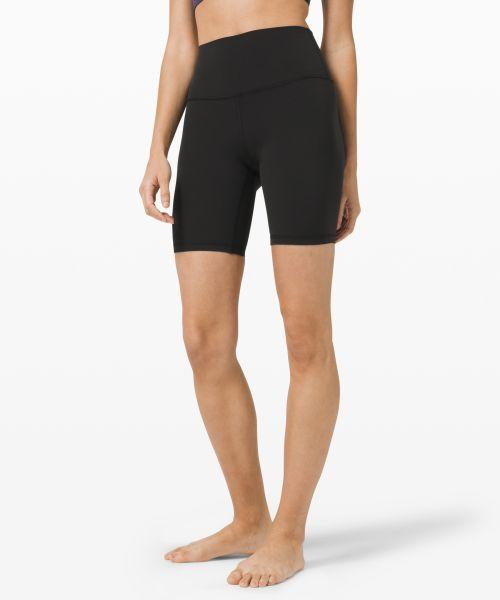 Align 女士运动高腰紧身短裤 8
