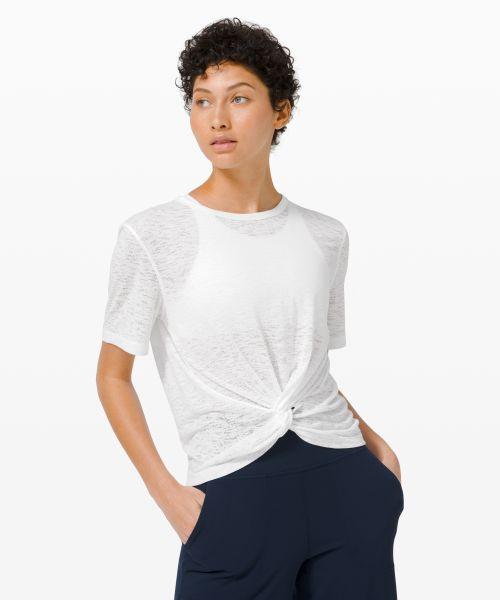 Crescent 女式运动短袖 T 恤