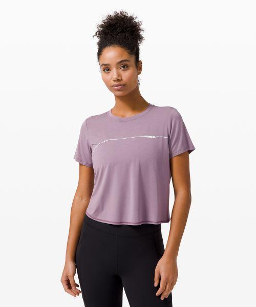 Action Always 女士运动短袖 T 恤