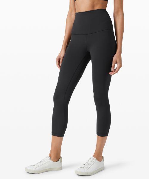Align 女士运动超高腰中长裤 21