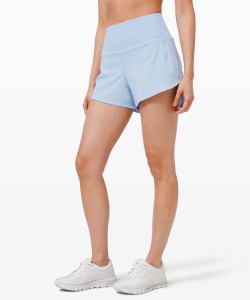 Speed Up 女士运动高腰短裤