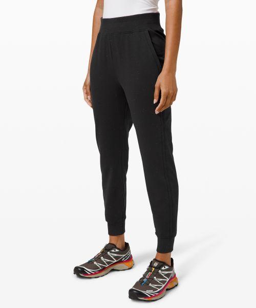LA Warm Down 女士高腰运动裤