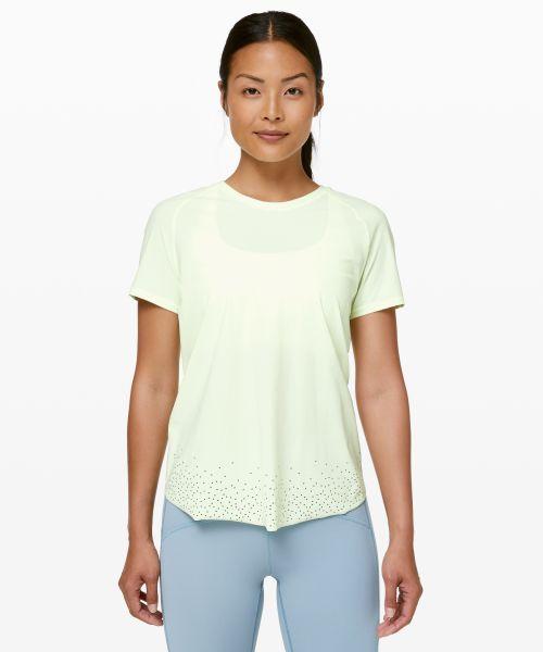 Quick Pace 女士运动短袖 T 恤