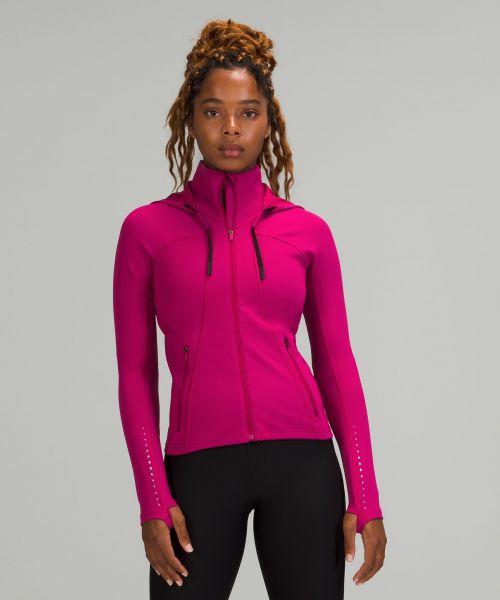 Rain-Repellent 女士跑步夹克