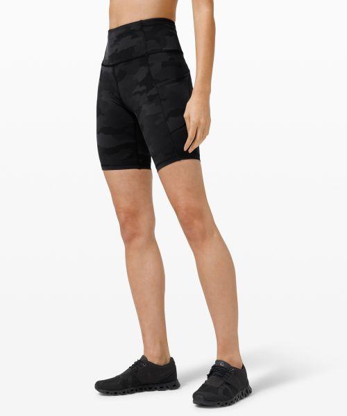 Fast And Free 女士运动短裤 8