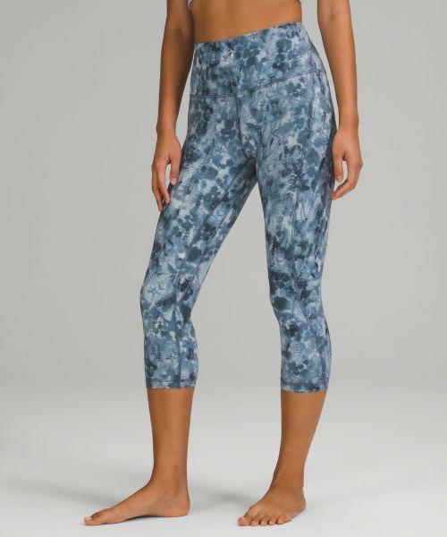 Align 女士运动高腰中长紧身裤 20
