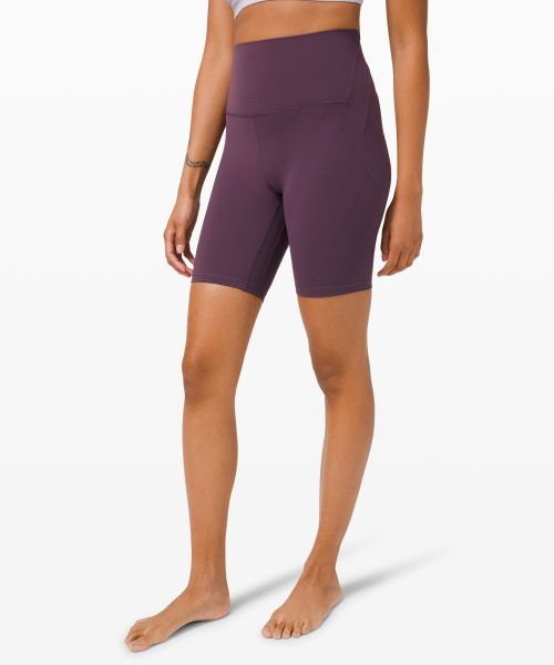 Nulu™ 女士运动高腰短裤 8
