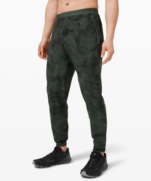 Run State 男士运动裤 *Tidal Dye
