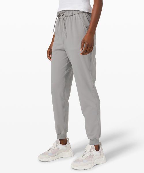 Stretch 女士高腰运动裤