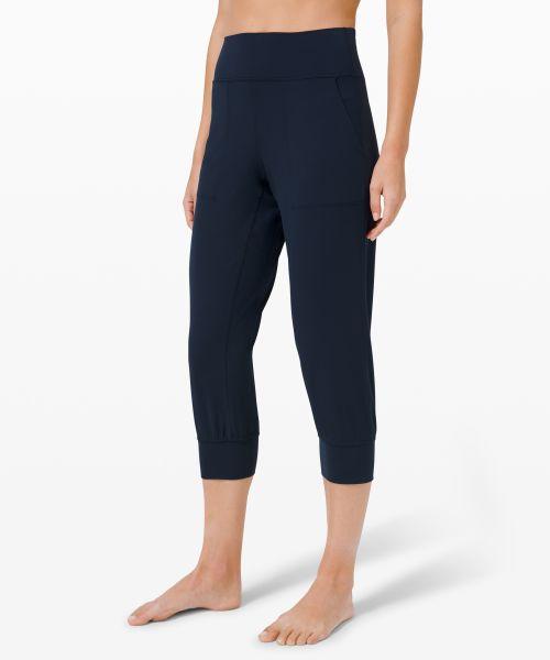 Align 女士运动中长裤