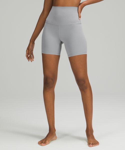 Align 女士运动超高腰紧身短裤 6
