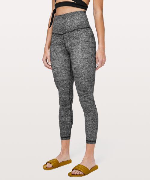 Align 女士运动 7/8 长度长裤
