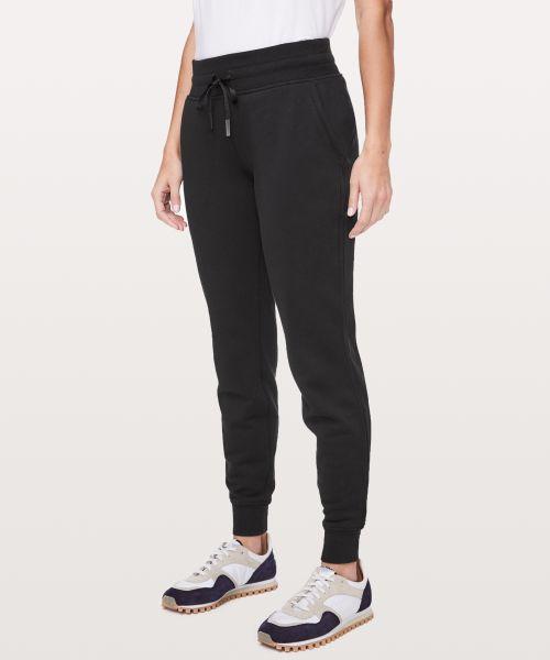 Warm Down 女士运动慢跑长裤