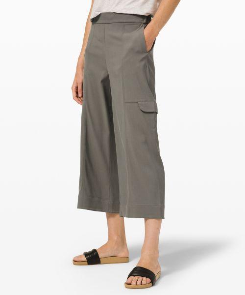 Metropolis Maven 女士运动高腰中长裤