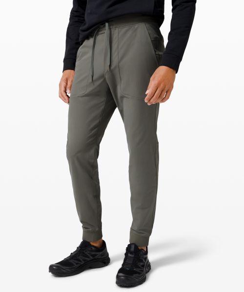 ABC 男士运动慢跑长裤 *Shorter