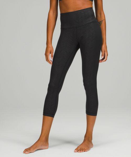 Align 女士运动中长裤 23