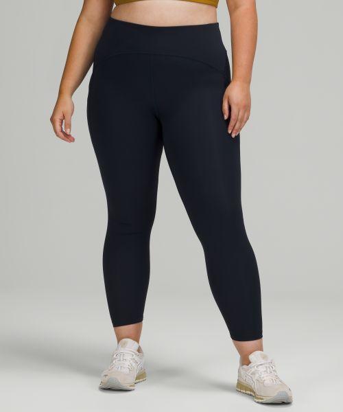 Power Thru 女士运动高腰紧身裤 25