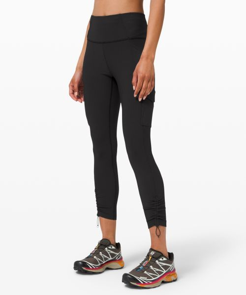 Trail Trekker 女士运动高腰紧身裤 25''