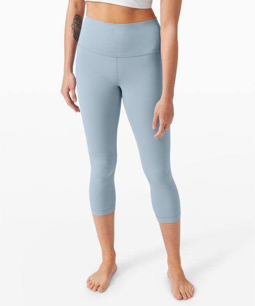 Align 女士运动高腰中长裤 21