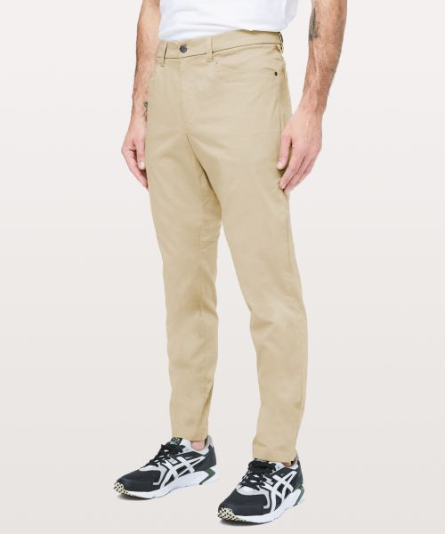 ABC 男士运动长裤 修身款 34