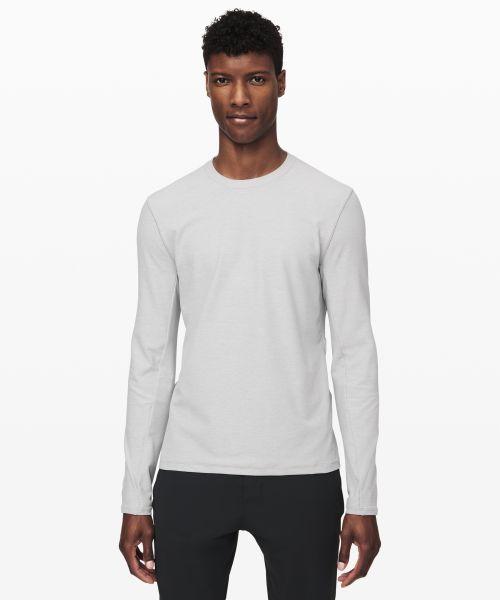 Surge Warm 男士运动长袖 T 恤