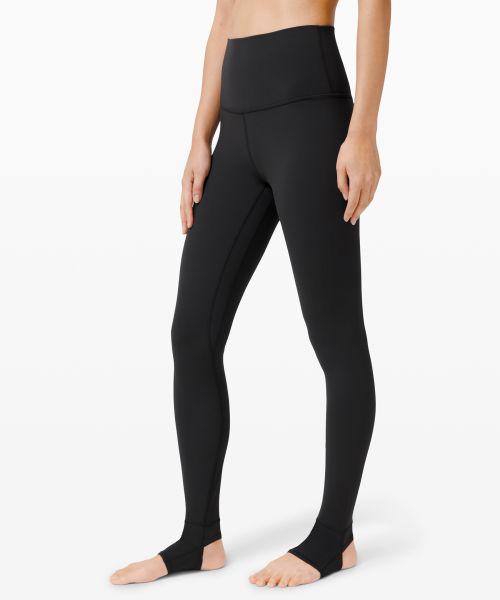 Align 女士运动超高腰紧身裤 *踩脚款