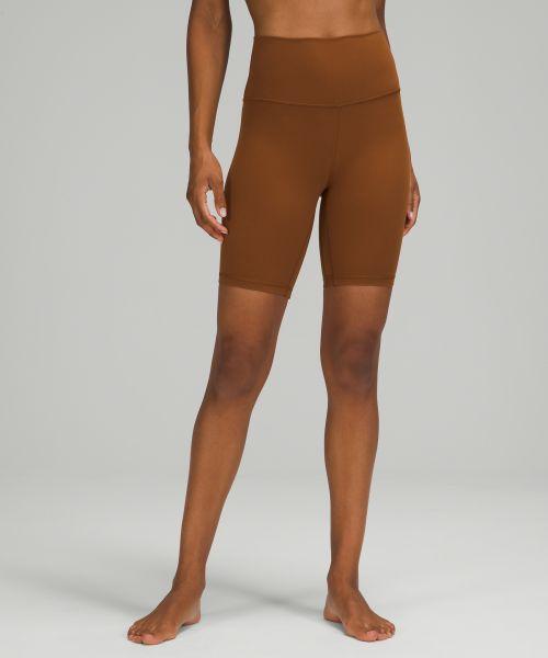 Align 女士运动紧身短裤 8